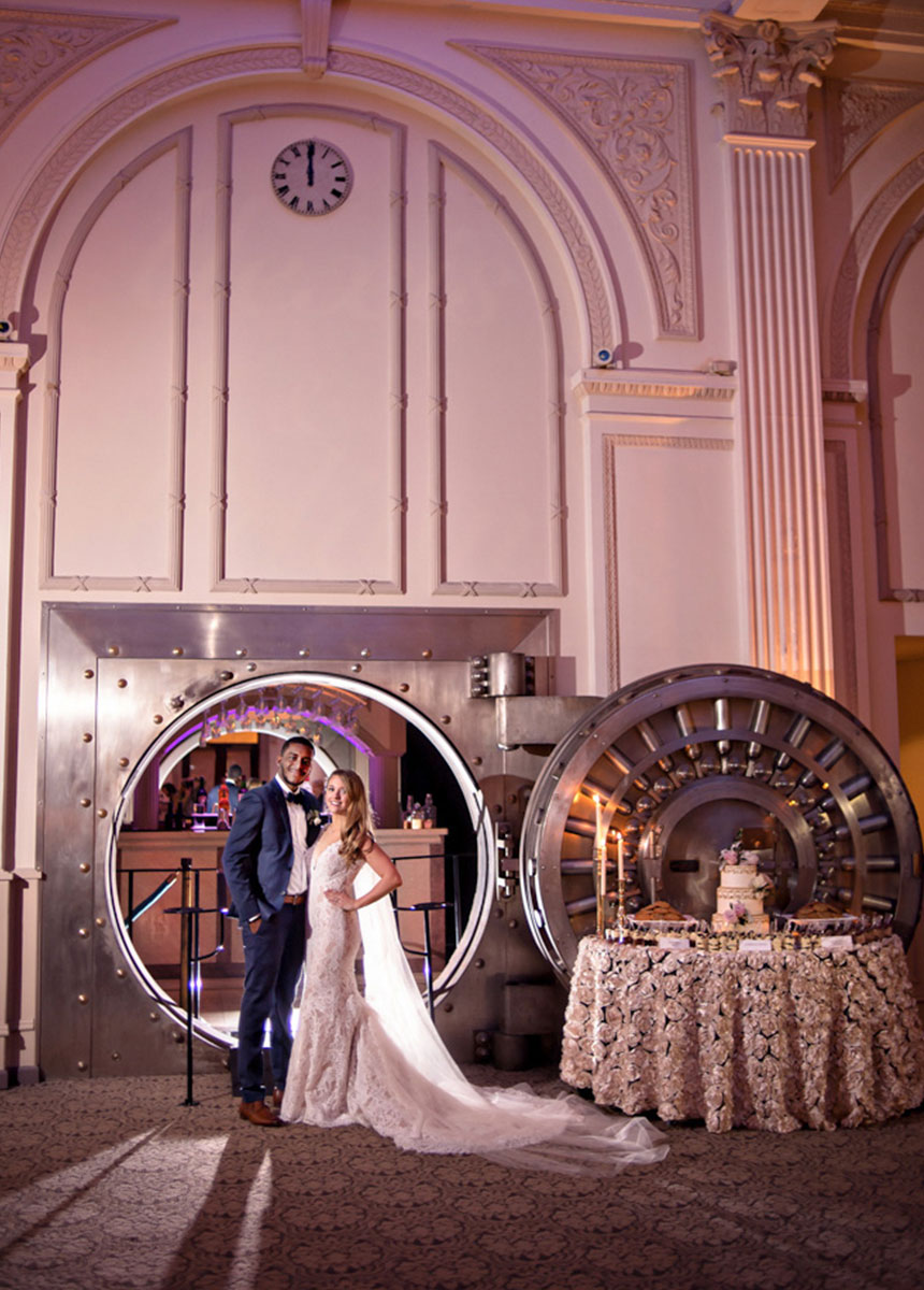 The Treasury On The Plaza - Photo: Life & Love Studios