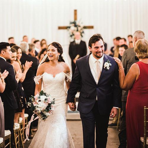 Wedding Testimonial By Brooke A.